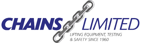 CHAINS LIMITED LIFTING EQUIPMENT, TESTING & SAFETY SINCE 1960